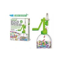 4M - Kit Recycled Paper Beads Pw
