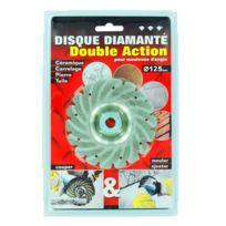 Passat - Disque diamanté pour meuleuse d'angle 125 mm