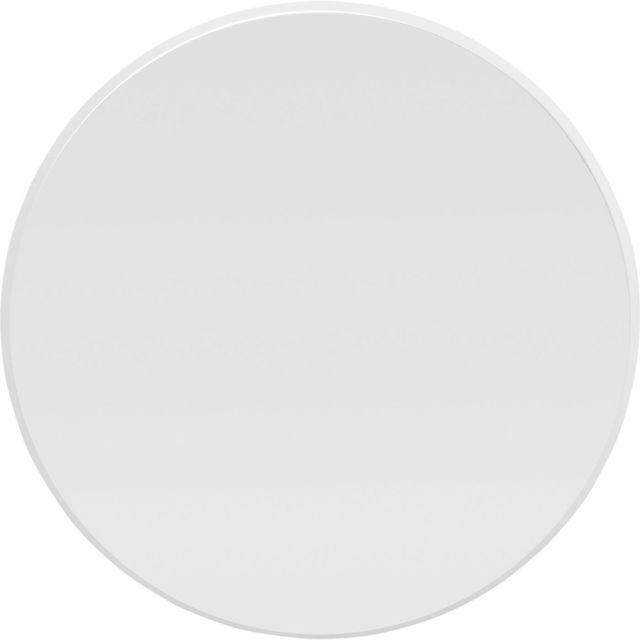 Karedesign Miroir Jetset rond argenté 73cm Kare Design