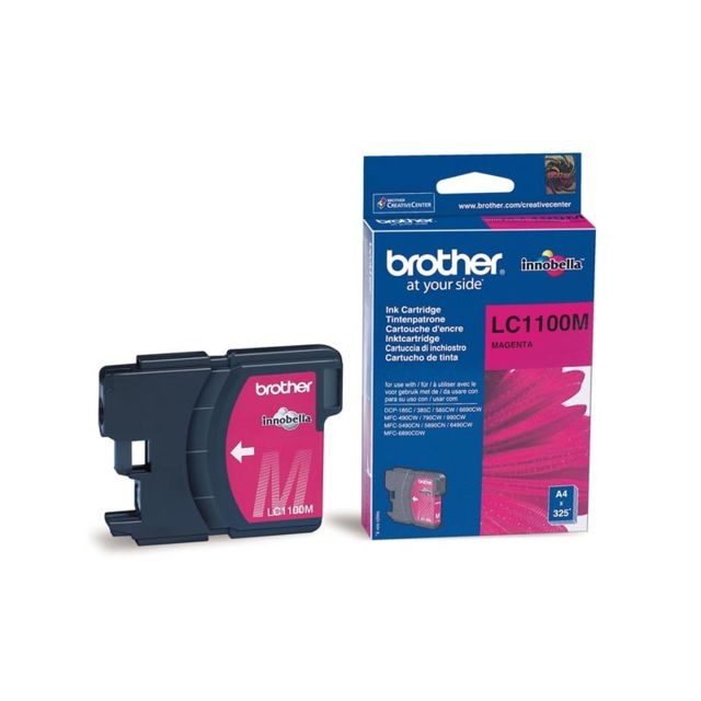 BROTHER LC1100M - Cartouche d'encre Magenta