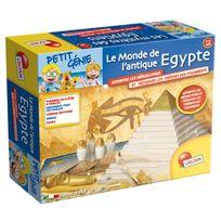 Lisciani Giochi - Petit Génie : Le Monde de l'antique Egypte