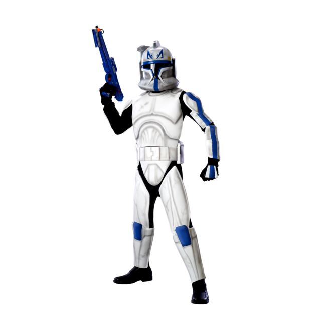 ce9111be4430b Déguisement Deluxe Clonetrooper Leader Rex™ Star Wars™ - Clone Wars™ Adulte  M