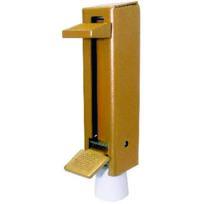 MIDI - Cale-porte à pédale pour porte lourde - 80 kg 235