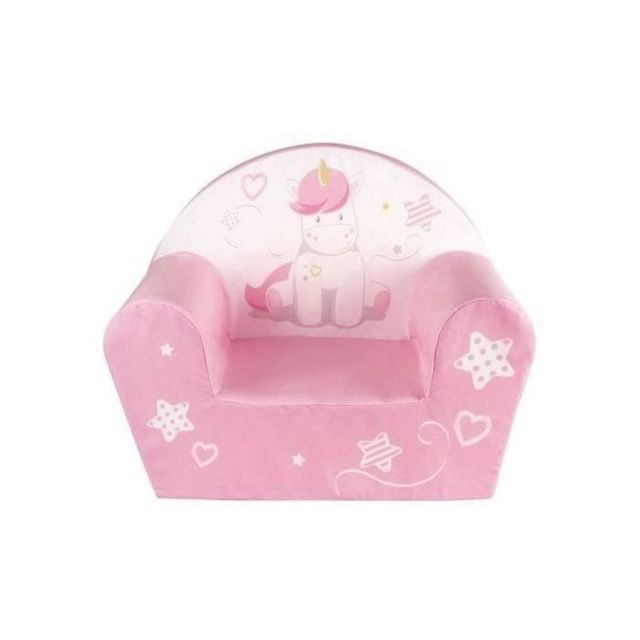 Icaverne FAUTEUIL BEBE - CANAPE BEBE Fauteuil Club Licorne