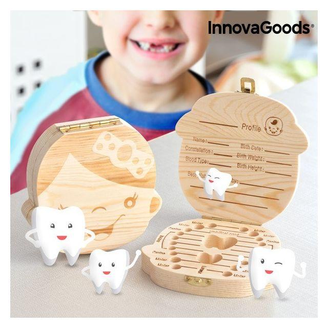 Idée Cadeau Naissance Fille Totalcadeau   Boîte à souvenirs de naissance en bois pour bébé