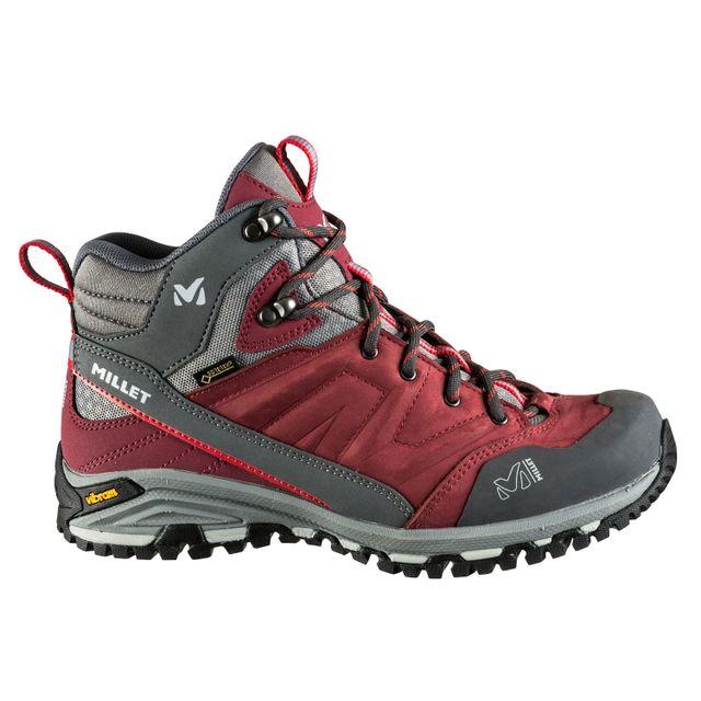 Pas Chaussures Gore Ld Mid Femme Millet Gtx Up Hike Marron Tex WE92HID