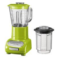 KITCHENAID - blender/mixeur 1,5l 550w avec bol en verre + bol 0.75l - 5ksb5553 ega
