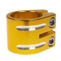 Templar - Collier de serrage trottinette Collier double gold Marron 23921