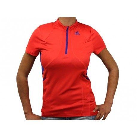 tee shirt running femme adidas