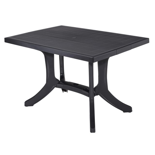 allibert balcon table pliante ancona 4 places. Black Bedroom Furniture Sets. Home Design Ideas
