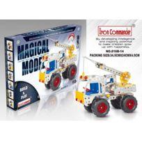 Iron Commander - Kit maquette en métal Camion de dépannage