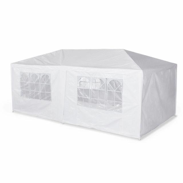 alice 39 s garden tente de r ception 3x6m aginum blanc. Black Bedroom Furniture Sets. Home Design Ideas