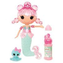 Lalaloopsy - 376358 - Bubbly Mermaid - Pearly Seafoam - PoupÉE SirÈNE - 33 Cm