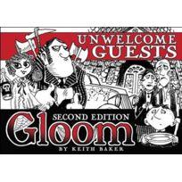Atlas - Jeux de société - Ag1353 Gloom Second Edition: Unwelcome Guests