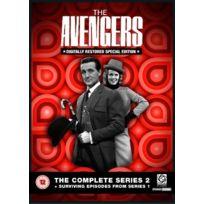 Optimum Home Entertainment - The Avengers - Series 2 And Surviving Episodes From Series 1 IMPORT Anglais, IMPORT Coffret De 8 Dvd - Edition simple
