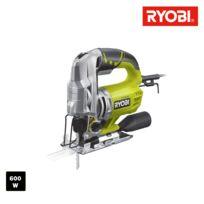 Ryobi - Scie sauteuse pendulaire électrique 600W 85mm bois RJS850-K