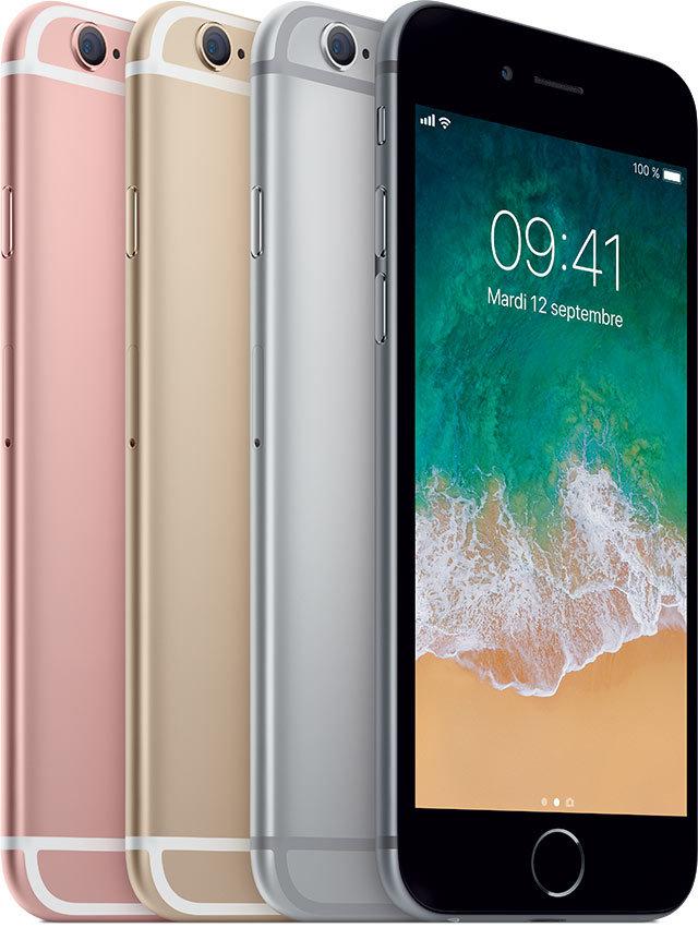 iphone 6S FAMILY
