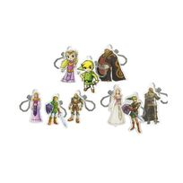 Paladone - Zelda - Porte-clef Figurine Foil Pack