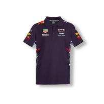 Red Bull - Polo Team bleu pour enfant taille 9 - 10 ans