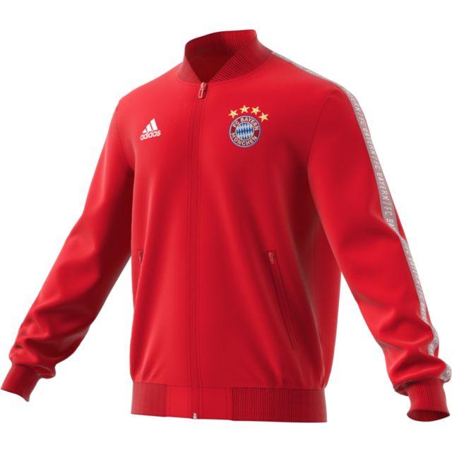 Adidas Veste Fc Bayern Munich Anthem pas cher Achat