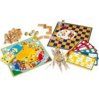 Vilac - Ma grande boîte de jeux