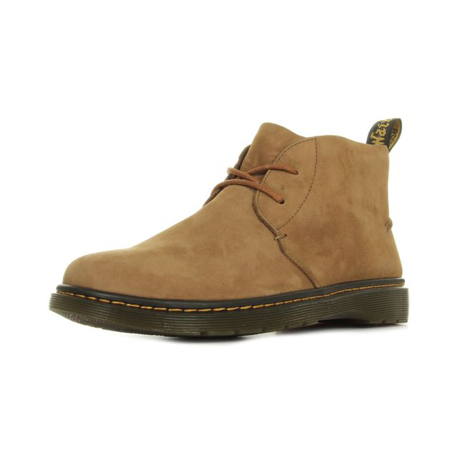 Dr. Martens - Ember Tan Slippery Wp - pas cher Achat   Vente Boots ... 475c5b620e2f