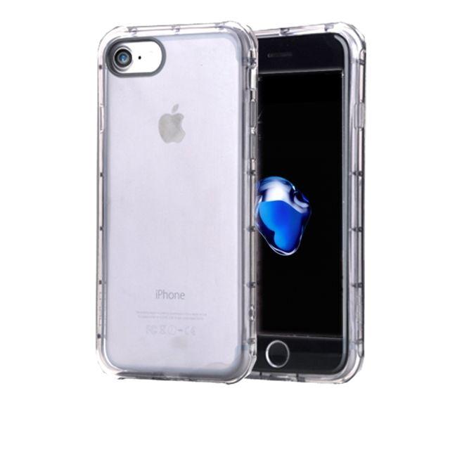coque antichoc iphone 8 transparente