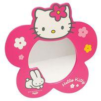Fun House - Miroir en bois Hello Kitty