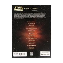 Alfred Pakketbrievenbussen - Star Wars A Musical Journey: A Musical Journey, Episodes I - Vi, Piano Solos