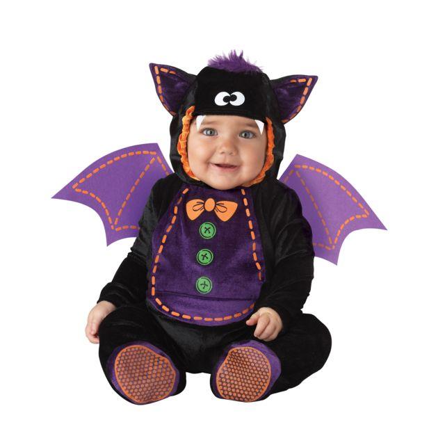 Sans - Déguisement Chauve-souris pour bébé - Classique - taille - 6 à 12 5ae59e0e43ec