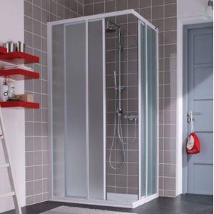 leda porte coulissante acc s d 39 angle carr atout 2 80 x 80 cm l13ata0831 pas cher achat. Black Bedroom Furniture Sets. Home Design Ideas