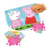 Lansay - Peppa Pig et ses amis en mosaïques