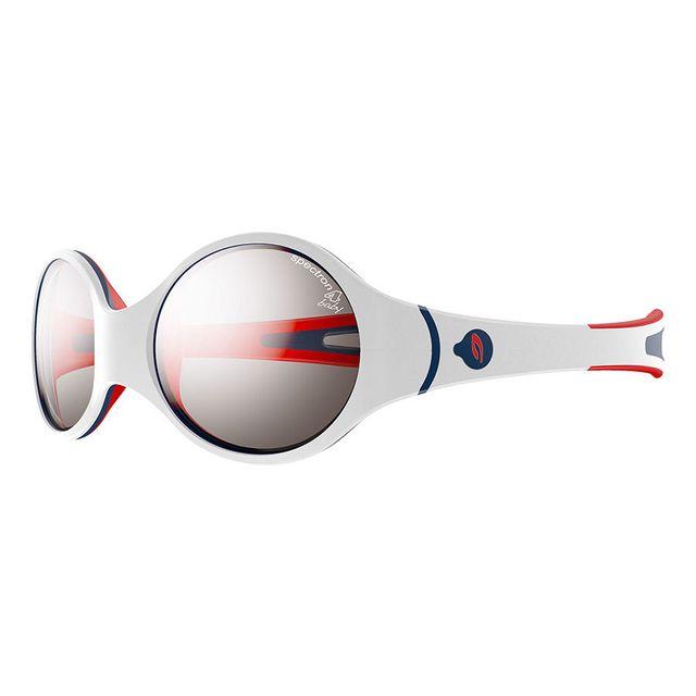 Julbo - Lunettes Loop blanc rouge verres Spectron 4 enfant - pas cher Achat    Vente Lunettes - RueDuCommerce ac81733a5c74