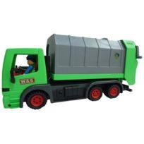 Gueydon Jouets - 802028 - VÉHICULE Miniature - Camion De Poubelle
