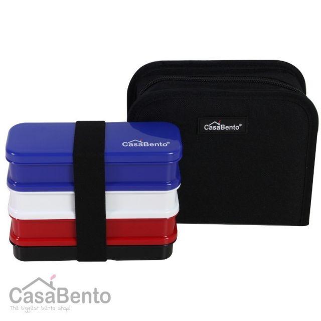 Casabento Boîte à bento Solo Slim et sac