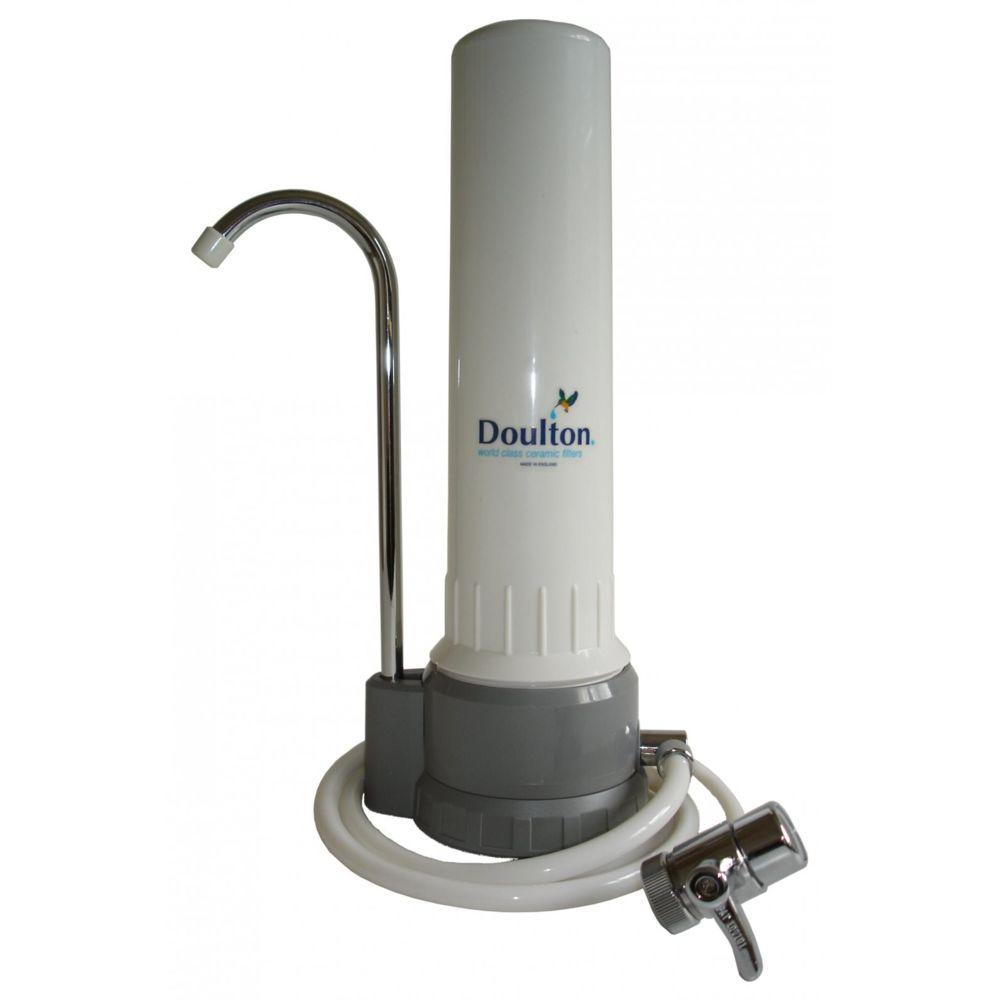 Aqua-techniques - Filtre à eau sur évier Doulton Hcp