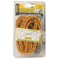 Lifetime Tools - 89699 Sangle Elastique Pour Bagage AraignÉE 8 Crochets 80 Cm