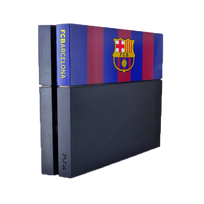 FACEPLATE PS4 - LICENCE OFFICIELLE FCB