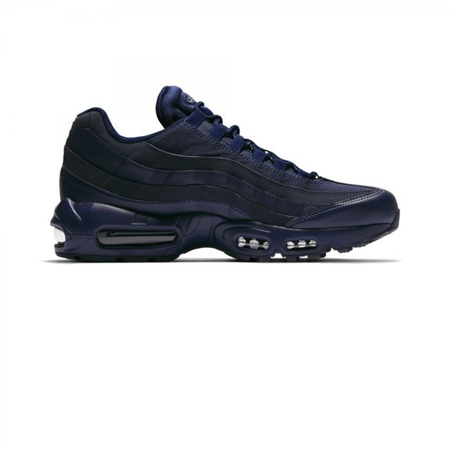 Nike - Basket Air Max 95 Essential - 749766-407 Bleu - 44