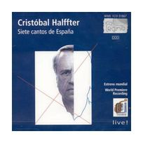 Col Legno - Cristobal Halffter : Siete cantos de Espana