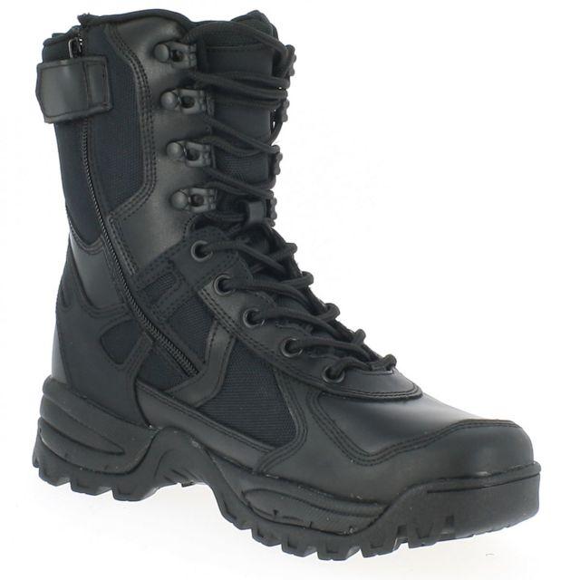 Militec Rangers Patrol 1 Zip Noires - Miltec