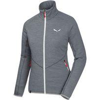 Salewa - Puez Melange Pl - Sweat-shirt - gris