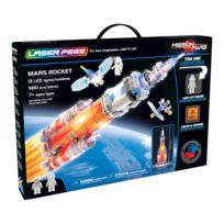LASER PEGS - MISSION MARS - Mars Rocket - 18000