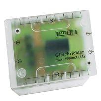 Faller - Modélisme : Eclairage : Redresseur électrique