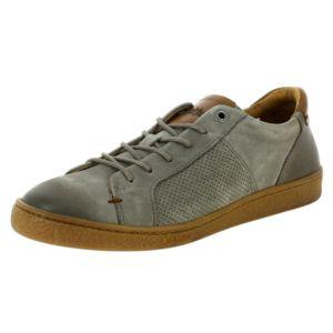 Kickers 610180 gris - Chaussures Derbies Homme
