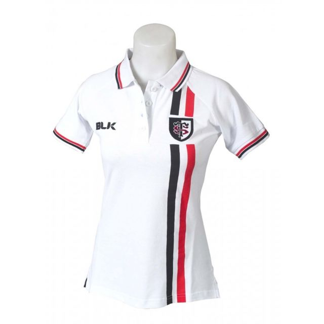Blk Polo rugby - Stade Toulousain