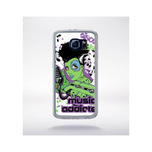 coque galaxy s6 musique