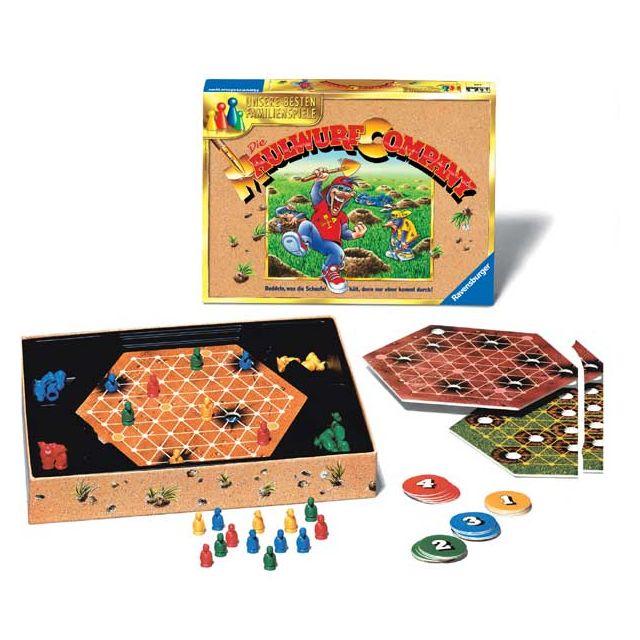 Ravensburger Jeux de société - Die Maulwurf Company Edition 2007