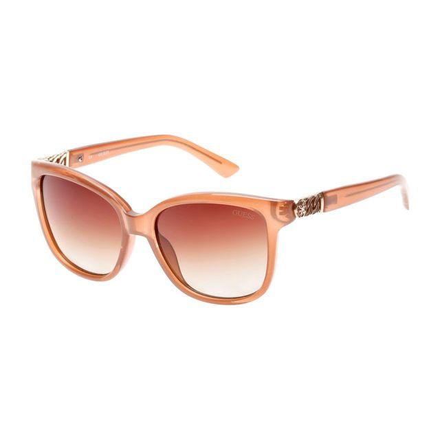 Buzzao - Lunettes de soleil orange femme - pas cher Achat   Vente Lunettes  Tendance - RueDuCommerce 2c0be027765b