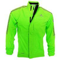 Adidas - Performance-Veste de Cycliste Tour Rain Vert F96193